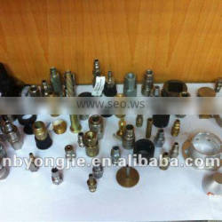 Metal Processing machined cnc parts service