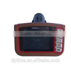 """1.8"""" LCD Wireless FM Transmitter Car MP4 Player from OEM ODM factory"""