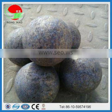 100mm Forged Grinding Ball with B2 B4 materials for mining