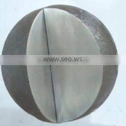 copper mine used forged steel grinding ball in best price