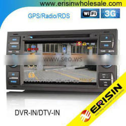 "Erisin ES7301M 7"" Car Media DVD Player GPS for Galaxy 2006 2007"