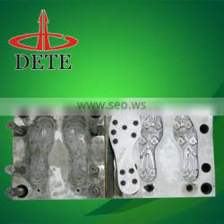 high quality steel tpr/rubber outsole mould made in china shoe sole mold designers