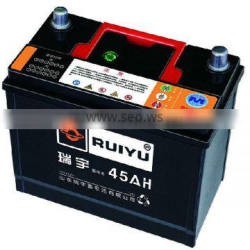 12V 45AH Sealed Lead Acid Maintenance-free Car Battery