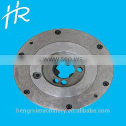 Turntable For Round Permanent Magnetic Chuck