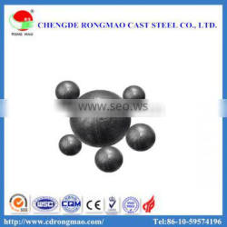 High Hardness HRC58-66 Grinding Media Balls Products Made In China