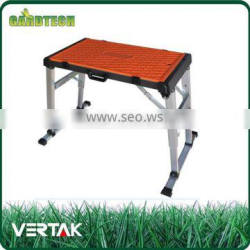 New products portable fashion designer work table,folding work table with GS