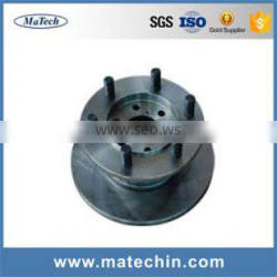 Chinese Manufacturer Customized High Performance Cast Iron Castings