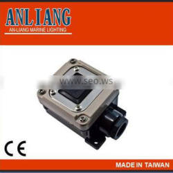 <Taiwan> 220V/15A Stainless IP65 waterproof push button switch