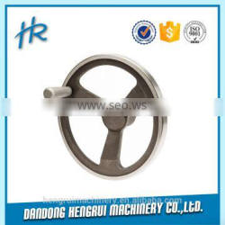 3 years warranty with ISO9001:2008 customized from foundry tailor gas control valve knob