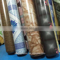 pvc laminated cover decorative sheet for wall