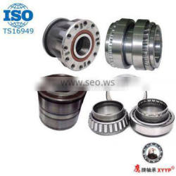 high speed top quality OEM used for SAF truck wheel bearing 69.8/70x125x110mm KB.04.04