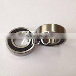Rubber seals bearing 601x miniature bearing 1.5x6x3
