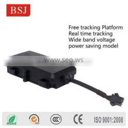 GPS Tracker Vehicle GPS Tracking System for motorcycle/E-bike/car BSJ-K9
