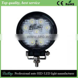 bestop High Quality super bright 27 watt led work light