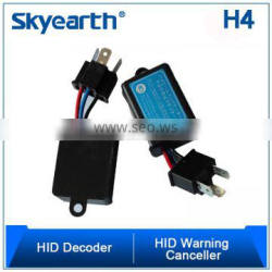 Newest HID Warning canceller D7 h4 filter anti-power leakage