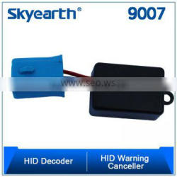 Factory direct hid warning decoder