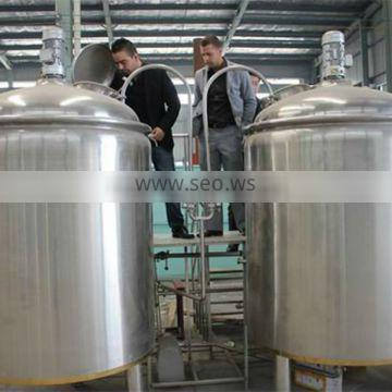 Beer Brewing Equipment 50L 1000L 2000L brewery plant for sale