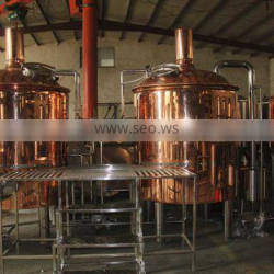 10bbl beer brewing equipment good quality BBT brite beer tank with CE standard for sale