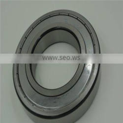 High precision and low noise 6000 deep groove ball bearing