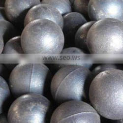 High chrome grinding media balls with high hardness made in China