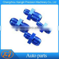 AN4 Male To 1/8''NPT Pipe Thread T6061 Aluminum Oil Cooler Turbo Fitting