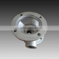 ISO9001 OEM Ductile Iron Cast Tractor Parts Manufacturer