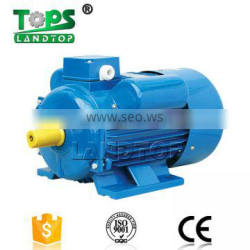 LANDTOP 220v single phase 1HP 1400rpm motor price for sale