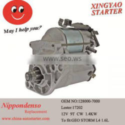 Automatic car engine starter to fit Japanese cars (128000-17202)