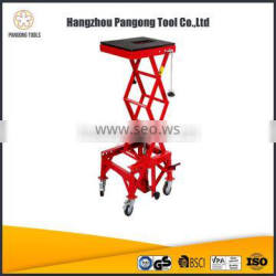 Motorcycle Holder 300LB Hand Hydraulic Lift Table Tool