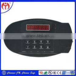 2016 new design product cheap price China Supplier Electronic Keypad digital screen Lock With Handle DT0918 safes for bank