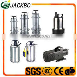 Factory supply stainless steel Water Pump/Submersible Pump with inexpensive price