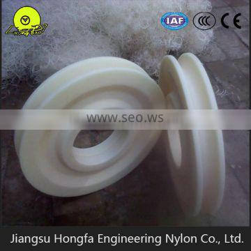 nylon cable pulleys nylon rope pulley custom design