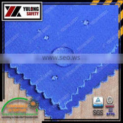 factory wholesale oil resistant fabric with three proof finish for coverall