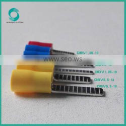 Made in Wenzhou insulated blade screw terminal connector