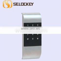 The top of cabinet lock , touch screen password lock for sauna and box (11AM)