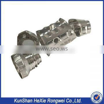 Precision turning milling cnc parts machining parts for Infrared lens Infrared equipment Supplier's Choice