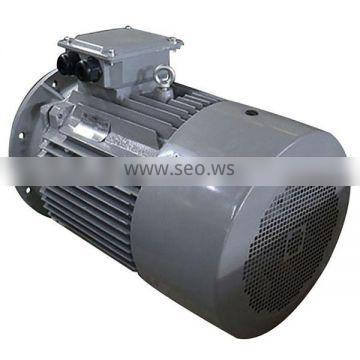 3 phase 10hp 7500w electric motor