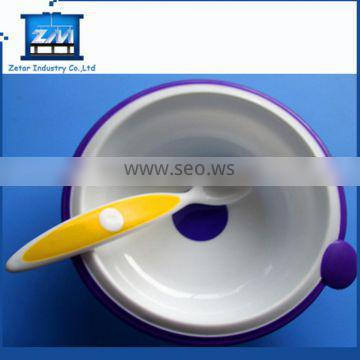 DIY Double Color Plastic Injection Moulding Making