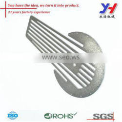 metal stamping food safety testing equipment parts
