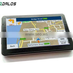 7 inch car 128M/4GB CPU800M Bluetooth AV-IN Multi-language Free Maps Car Vehicle Truck GPS Navigation