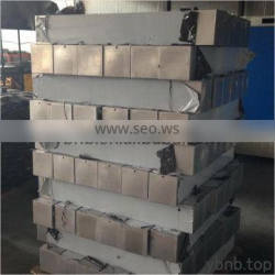 High quality best sell painted steel bending parts