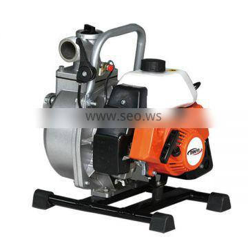gardening and agriculture 40.2cc 2 stroke 1 inch gasoline water pump