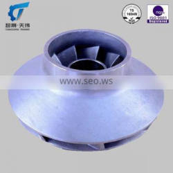 pump impeller for water treatment industry precision casting
