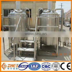 micro brewery plant equipment used SUS304