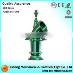 Cast Iron Material Vertical ZLB Cement Industry Pump