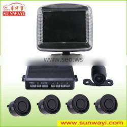 CarGeneral Brand SW-35F-4 2012 LCD Voice Rear View Parking Sensor