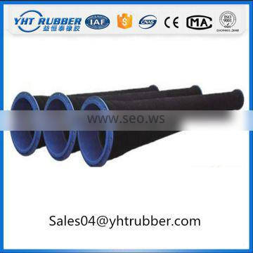 HOT Flanged dredging discharge rubber pipe