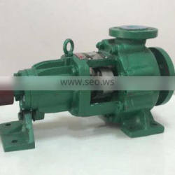 salt water monoblock centrifugal pump unit