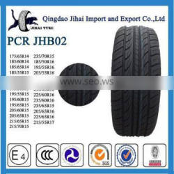 185/55R15 with China car tyre good performance