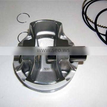 Forged Aluminum Racing Piston for Toyota 22R 13101-35010 Piston